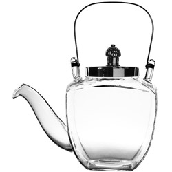 COTTON CLUB - Glass teapot 3 cups