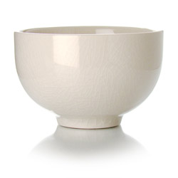 TAIPING - Tazza in ceramica smalto avorio