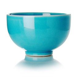 TAIPING - Tazza in ceramica smalto smeraldo