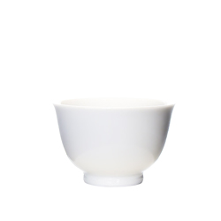 GYOKURO - Porcelain tea cup white