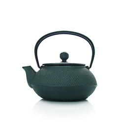 ARARE - Cast-iron teapot green - 3 cups