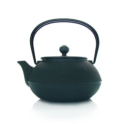 ARARE - Cast-iron teapot green - 5 cups