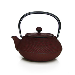 ARARE - Cast-iron teapot purple - 5 cups