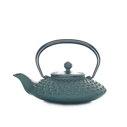 KANBIN - Cast-iron teapot green - 3 cups