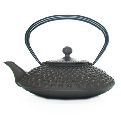 KANBIN - Cast-iron teapot brown - 7 cups