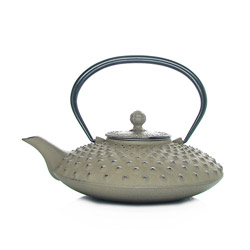 KANBIN - Cast-iron teapot brown - 4 cups