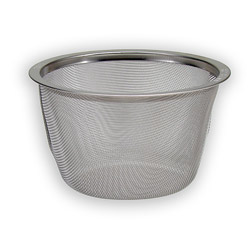 METALLIC FILTER - Large size for cast-iron teapot of 5 cups
