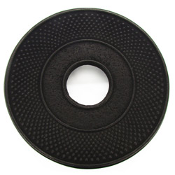 ARARE - Cast-iron trivet black