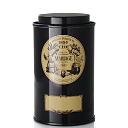CLASSICAL CANISTER - Empty tea canister 100 g