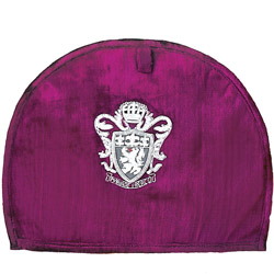 ROYAL TEA - Tea cosy purple
