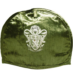 ROYAL TEA - Tea cosy green