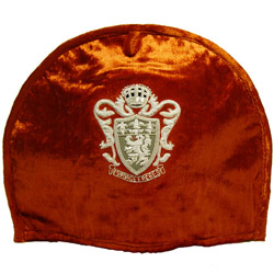 ROYAL TEA - Tea cosy orange