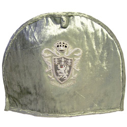 ROYAL TEA - Tea cosy silver