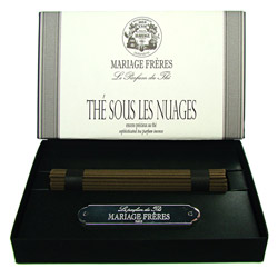 THÉ SOUS LES NUAGES® - Sophisticated tea parfum incense Set of 50 sticks