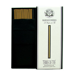 THÉ AU TIBET® - Sophisticated tea parfum incense Set of 20 sticks