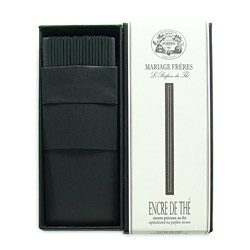ENCRE DE THÉ® - Sophisticated tea parfum incense Set of 20 sticks