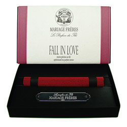FALL IN LOVE® - Sophisticated tea parfum incense Set of 50 sticks