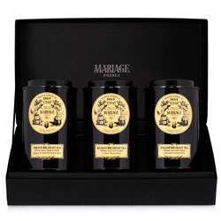 WORLD BREAKFAST TEAS® - 3 teas gift set breakfast black teas