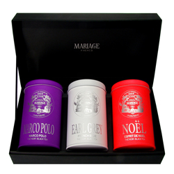 MASTERPIECE - 3 teas gift set 3 black teas