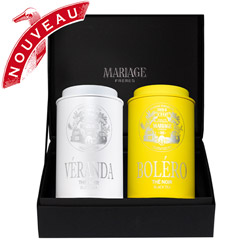 SEVILLA - Gift set of 2 teas