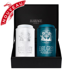 EARL GREY - 2 teas gift set