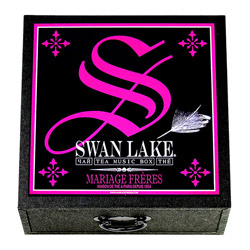 SWAN LAKE® - Music box - 5 teas Swan Lake - Tchaïkovsky