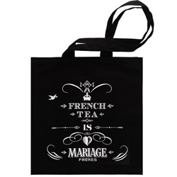 TOTE BAG FRENCH TEA