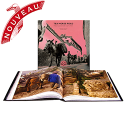 Tea Horse Road - Art book in english English texts