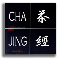 CHA JING - Book - Tea classical French texts