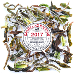 CHONGTONG - FTGFOP1  DJ3/2017  Darjeeling Organique First Flush