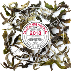 PUTTABONG - SFTGFOP1 DJ6/2018 Darjeeling First Flush - Jardin Organique*