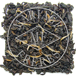 JAMIRAH - GFBOP - Black tea Assam Summer Flush