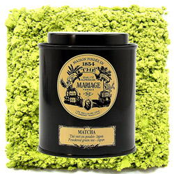 MATCHA - Powder green tea Jardin Premier* - Japan