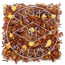 ROUGE D'AUTOMNE® - Red tea Rooibos  marron glacé