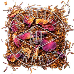 ROUGE RUSCHKA™ - Red tea Rooibos - Jardin Premier* with citrus flavour