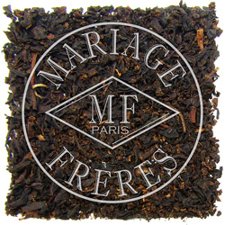 BREAKFAST EARL GREY - Black tea for breakfast - Jardin Premier* bergamot flavoured morning blend