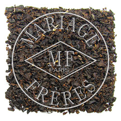 ENGLISH BREAKFAST TEA - Strong & malty notorious black tea full-bodied morning blend