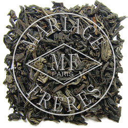 EMPEREUR CHEN-NUNG™ - Smoky black tea for breakfast well-balanced & soft