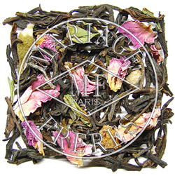 PONDICHÉRY™ - Black tea for breakfast rose & vanilla