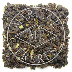 BRASILIA™ - Black tea & maté energetic blend