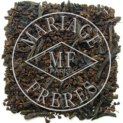 SUCCESSEUR™ - Smoky & scented black tea for breakfast