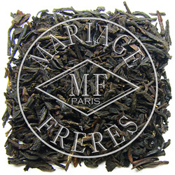 SMOKY EARL GREY - Daytime smoky black tea bergamot
