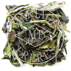 A LA PORTE CHINOISE® - White, black, green & Blue tea™  blend daytime scented tea