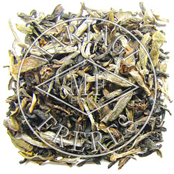THÉ DES POÈTES SOLITAIRES® - Evening black & Blue tea™  blend Darjeeling & China