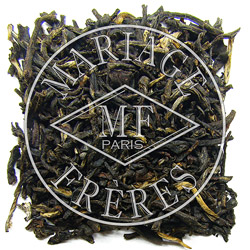 ROI DES EARL GREY - Black tea with bergamot scent - Jardin Premier* China - Yunnan