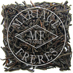 GRAND EARL GREY - Black tea with bergamot scent - Jardin Premier* Ceylon