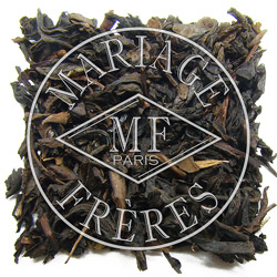 EARL GREY OOLONG - Blue tea™  with bergamot scent Formosa