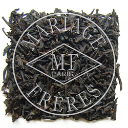 CERISE - Scented black tea