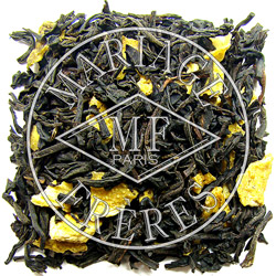 CITRON - Scented black tea