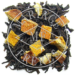 MANDARINE - Scented black tea